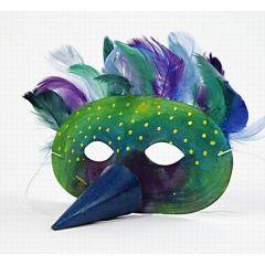Fågelkungens mask