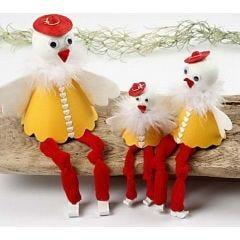 Strutkycklingar till hyllan