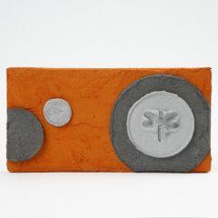 Ikon med Ferro akrylfärg