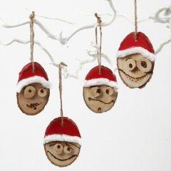 Fräcka tomtar redo för jul