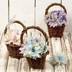 Blomsterkorgar