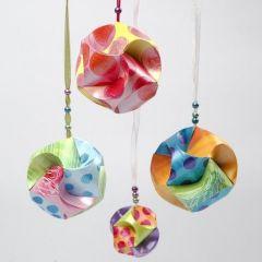 Click Ornaments med färg