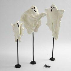 Självlysande spöken av Silk Clay