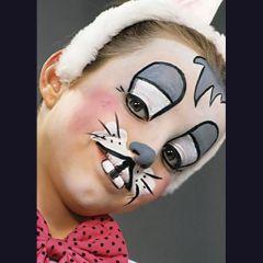 Inspiration till ansiktsmålning
