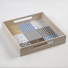 Bricka med papper från Vivi Gade Design