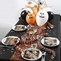 Bordsdukning till Halloween