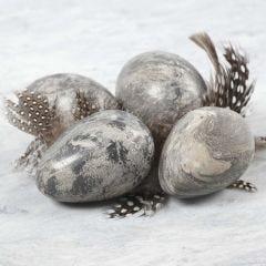 Marmorerade ägg