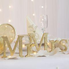 Bordsdekorationer till Bröllop