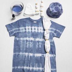 Batik med gummiband