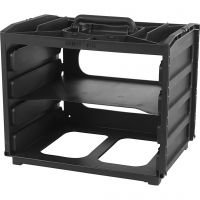 Raaco Handybox sortimentlåda, stl. 37,6x26,5x31 cm, 1 st.