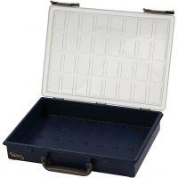 Raaco Multicase sortimentlåda, Utan lösa fack, H: 8 cm, stl. 33,8x26,1 cm, 1 st.
