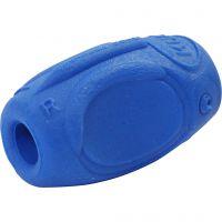Gummigrepp, L: 35 mm, Dia. 15 mm, 1 st.