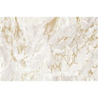 Självhäftande folie, marmor, B: 45 cm, brun, 2 m/ 1 rl.