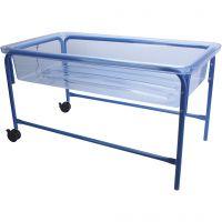 Sand- och vattenlekbord, stl. 110x60,5x21,5 cm, 1 förp.