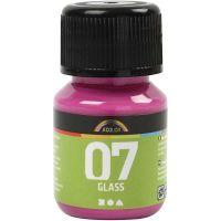 A-Color Glas, rosa, 30 ml/ 1 flaska
