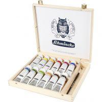 Schmincke AKADEMIE® Acryl color , 12x60 ml/ 1 förp.