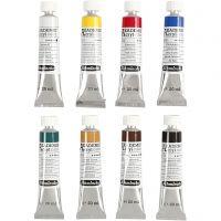 Schmincke AKADEMIE® Acryl color, 8x20 ml/ 1 förp.