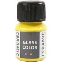 Glass Ceramic, citrongul, 35 ml/ 1 flaska