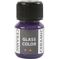 Glass Ceramic, violet, 35 ml/ 1 flaska