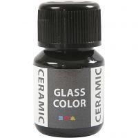Glass Ceramic, svart, 35 ml/ 1 flaska