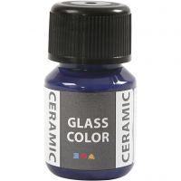 Glass Ceramic, lavendelblå, 35 ml/ 1 flaska