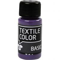 Textile Color textilfärg, lavendel, 50 ml/ 1 flaska