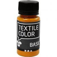 Textile Color textilfärg, senapsgul, 50 ml/ 1 flaska