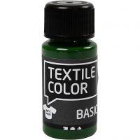 Textile Color textilfärg, olivgrön, 50 ml/ 1 flaska