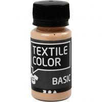 Textile Color textilfärg, ivory, 50 ml/ 1 flaska