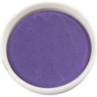 Vattenfärg, Dia. 30 mm, violet, 12 st./ 1 förp.
