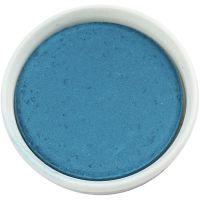 Vattenfärg, Dia. 30 mm, turkos, 12 st./ 1 förp.