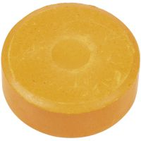 Vattenfärg, H: 16 mm, Dia. 44 mm, orange, 6 st./ 1 förp.