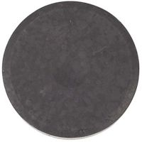 Vattenfärg, H: 19 mm, Dia. 57 mm, svart, 6 st./ 1 förp.