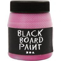 Tavelfärg, rosa, 250 ml/ 1 förp.