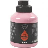 Pigment Art School, täckande, dusty rose, 500 ml/ 1 flaska