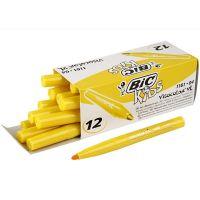 Visa Color tusch, spets 3 mm, gul, 12 st./ 1 förp.