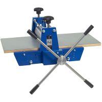 Grafikpress, med växel, stl. 40x70 cm, 1 st.