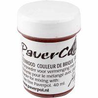 Paver Color, terrakotta, 40 ml/ 1 flaska