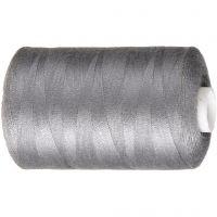 Sytråd, grå, 1000 m/ 1 rl.