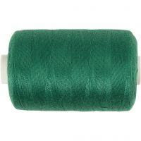 Sytråd, grön, 1000 m/ 1 rl.