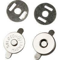 Magnetlås, Dia. 18 mm, 25 st./ 1 förp.