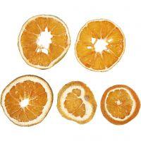 Apelsinskivor, Dia. 40-60 mm, 5 st./ 1 förp.