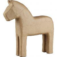 Häst, H: 24,5 cm, 1 st.