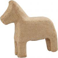 Häst, H: 14 cm, 1 st.