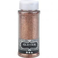 Glitter, koppar, 110 g/ 1 burk