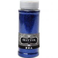 Glitter, blå, 110 g/ 1 burk