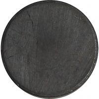 Magnet, Dia. 14,5 mm, tjocklek 3 mm, 50 st./ 1 förp.