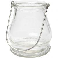 Lanternor, H: 10 cm, Dia. 9 cm, 12 st./ 1 låda