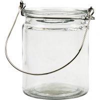 Lanterna, H: 10 cm, Dia. 7,6 cm, 2 st./ 1 förp.