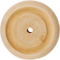 Hjul, Dia. 42 mm, 4 st./ 1 förp.